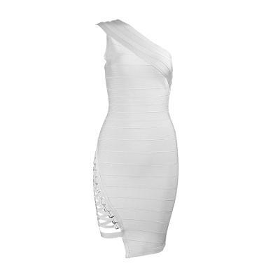 Madison Toga Bandage white